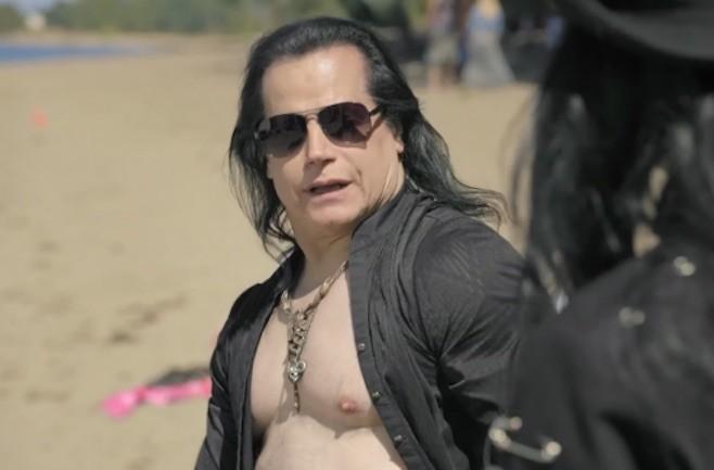 Glenn Danzig in IFC's Portlandia
