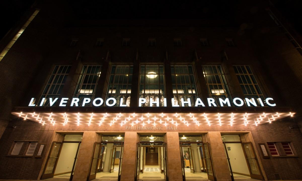 Liverpool's Philharmonic Hall (Credit: Royal Liverpool Philharmonic)