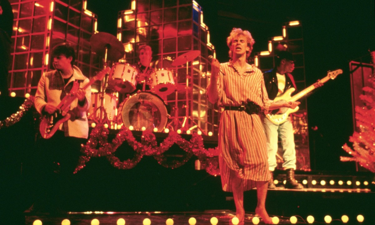 The Teardrop Explodes on Top of the Pops