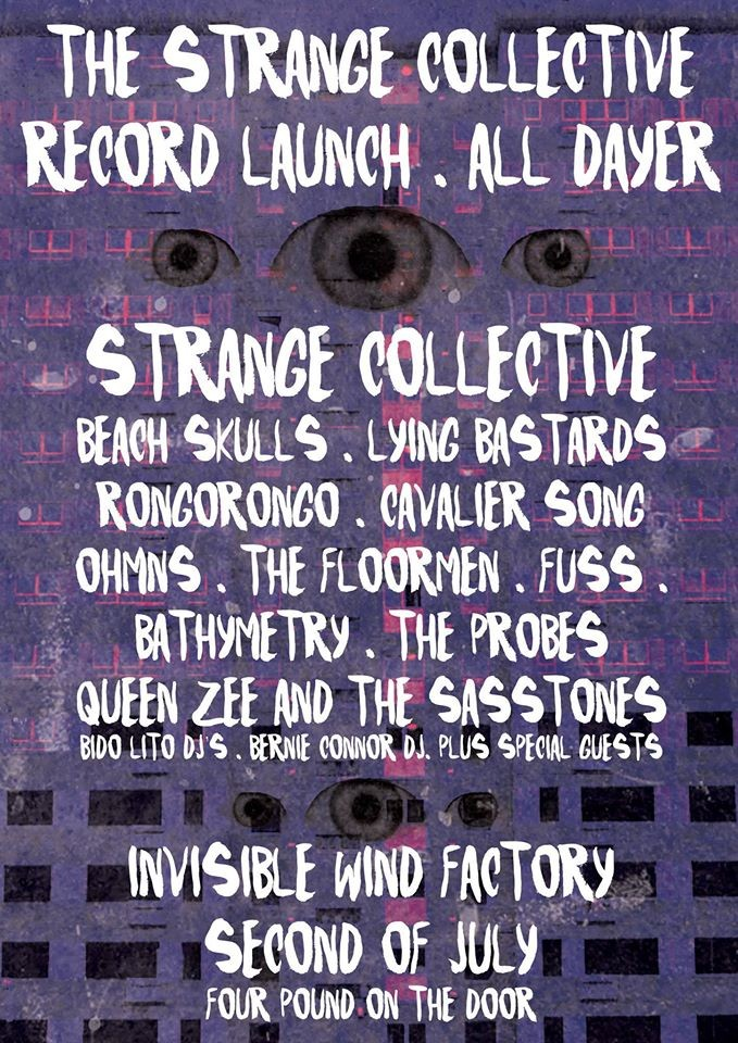 Strange Collective all-dayer