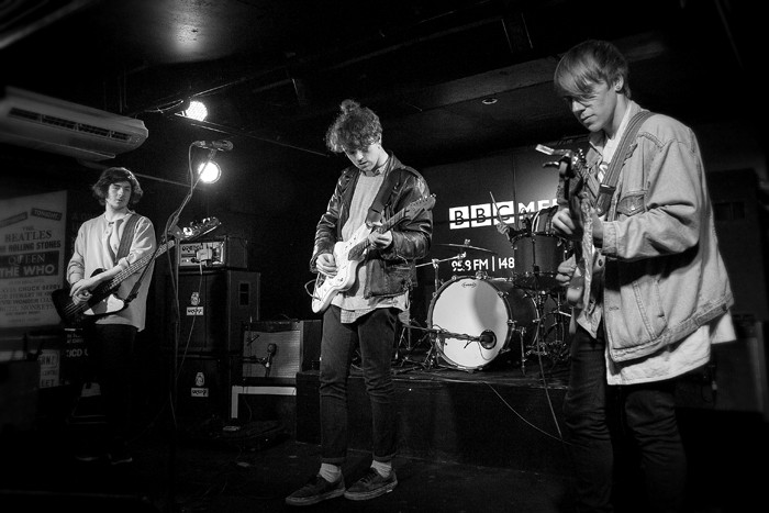 Exclusive: Viola Beach at the Cavern - March 2014