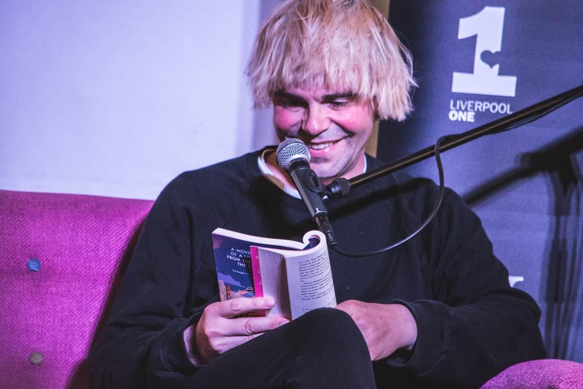 Tim enjoys Tim Book Two