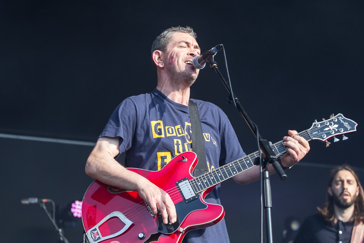 Michael Head and the Red Elastic Band