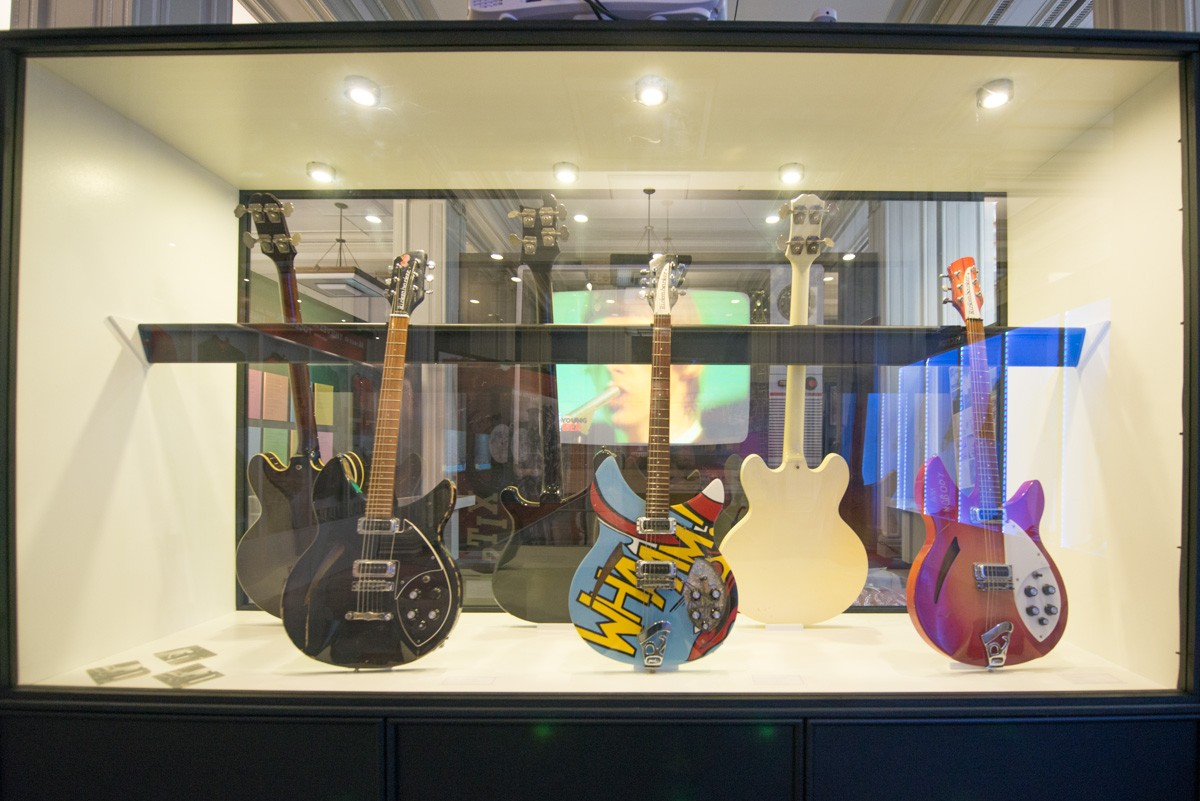 The Jam - About The Young Idea Exhibition - John Johnson-10