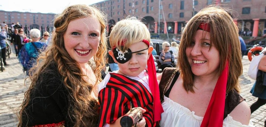 Pirate Festival on the Dock (Photo credit: Facebook page)