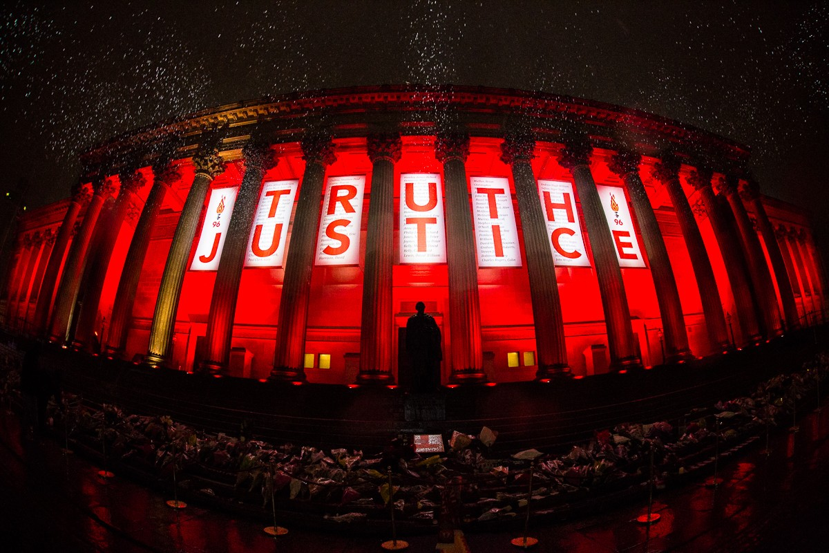 Justice for Liverpool