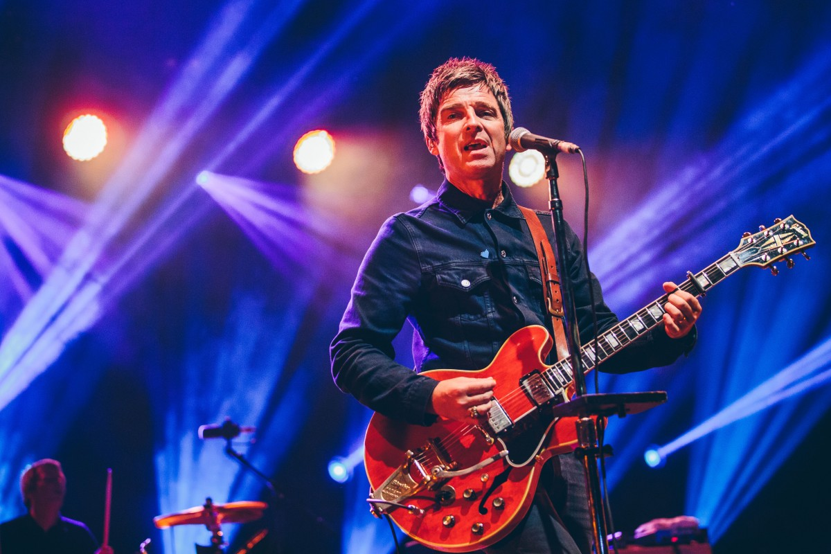 Noel Gallagher': not a fan of the new Cavern
