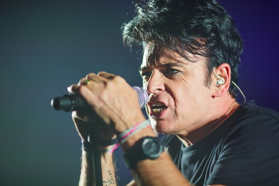 Gary Numan at Liverpool's Olympia