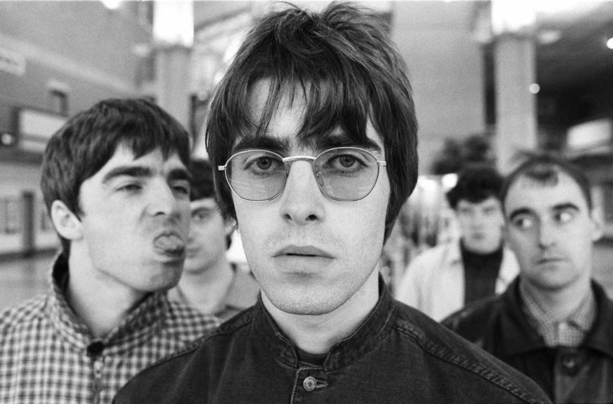 Oasis - Supersonic documentary hits cinemas in October