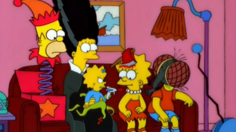 The Simpsons' Treehouse of Horror