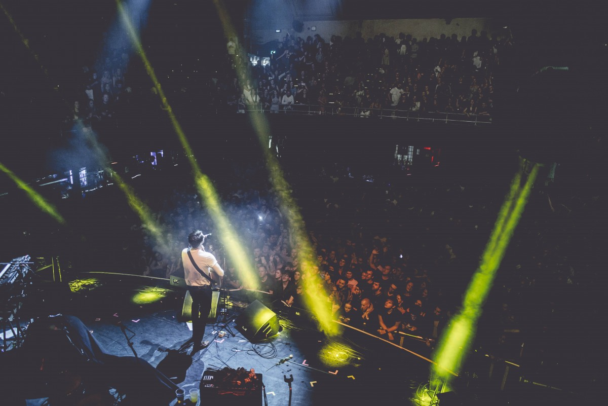 Liam Fray - credit: Andy Hughes