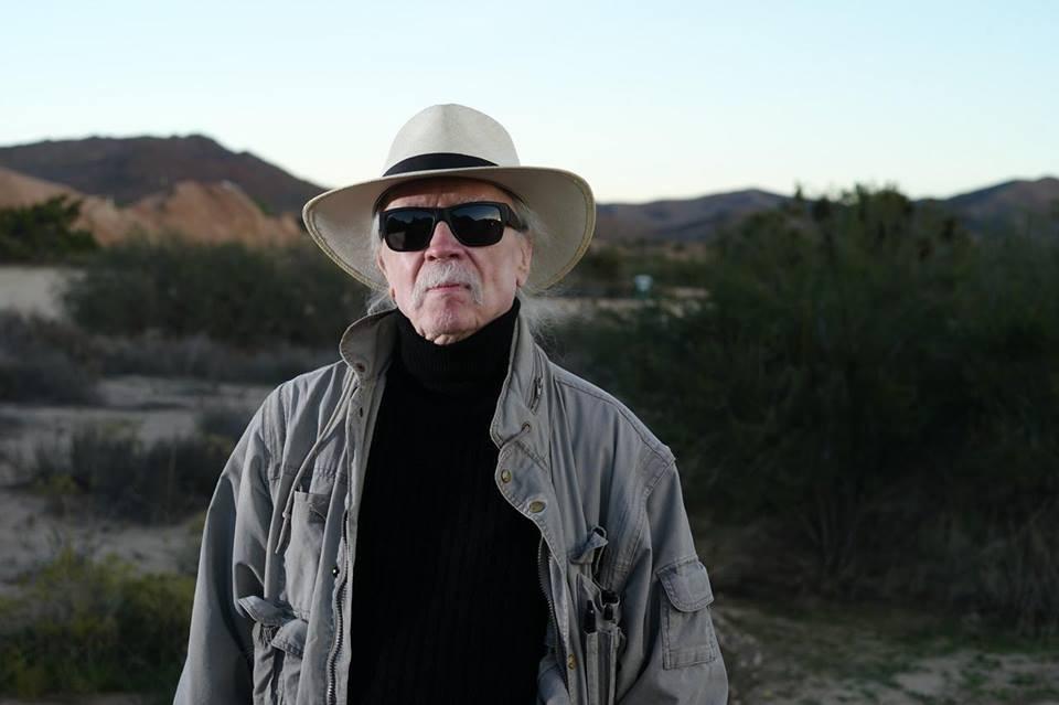 John Carpenter (credit artists Facebook page)