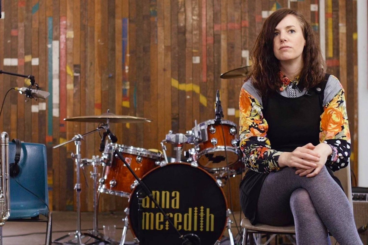 Anna Meredith - photo from artists own Facebook