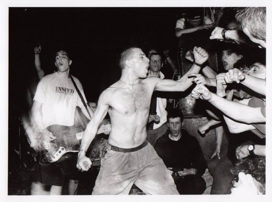 Ray Cappo, Youth of Today