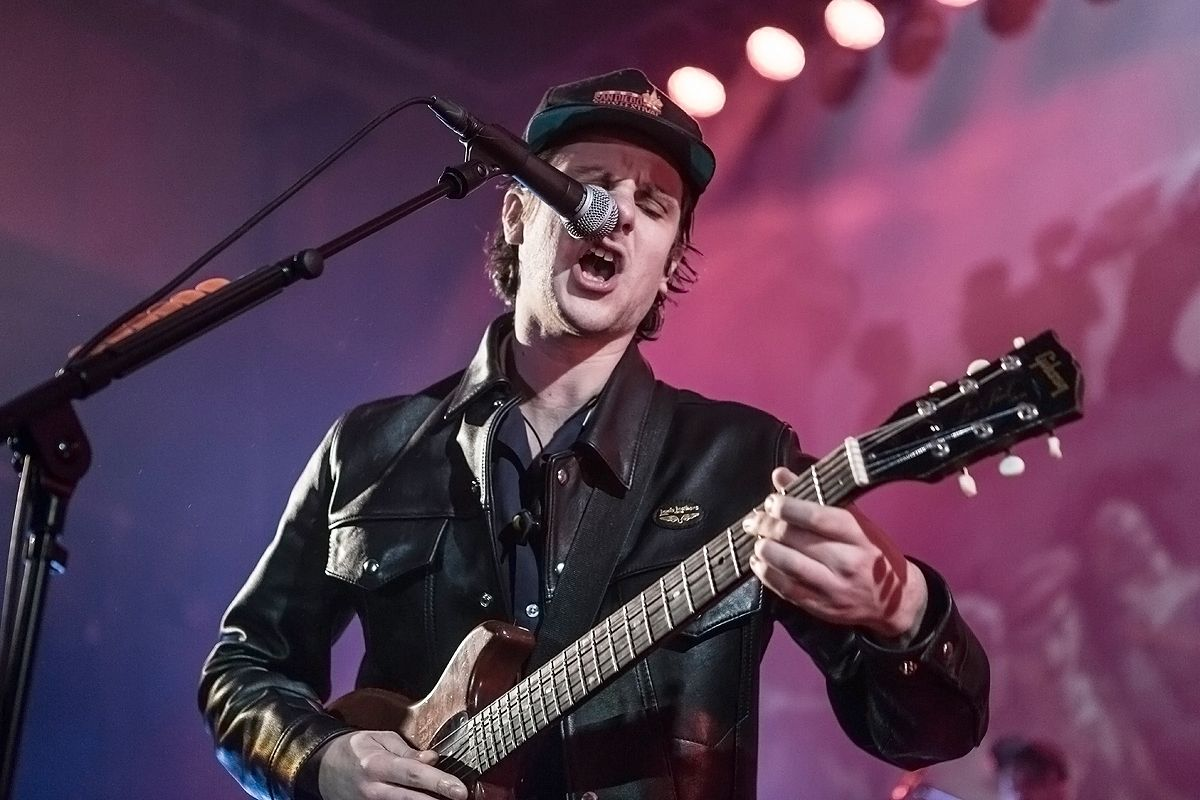 Jamie T at the Olympia