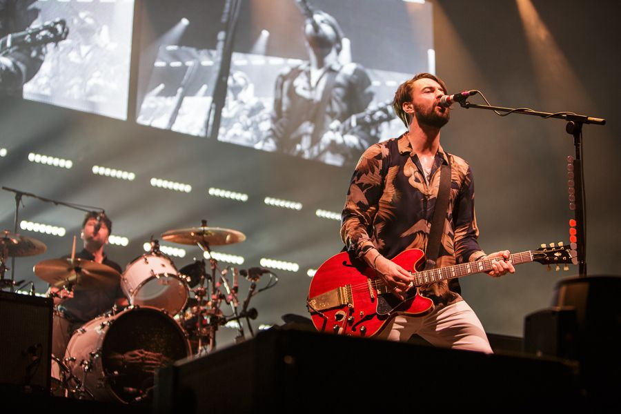 Courteeners at Echo Arena Nov 2016(photo credit: keithainsworth)