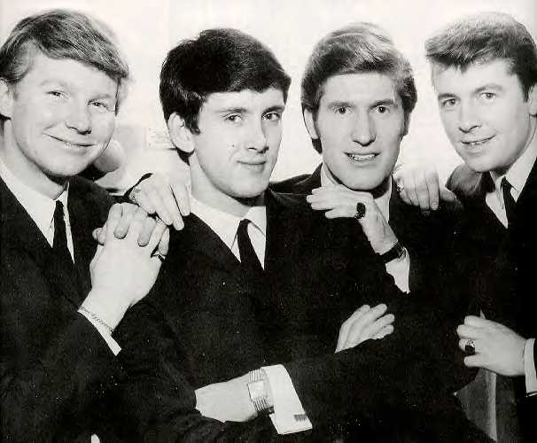 They had a sound so cool that it got nicked by The Byrds, The Seachers
