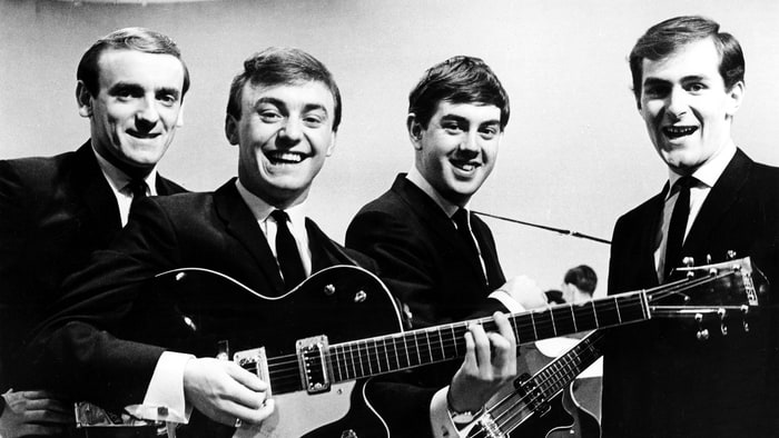 Gerry & The Pacemakers (pic by David Farrell)
