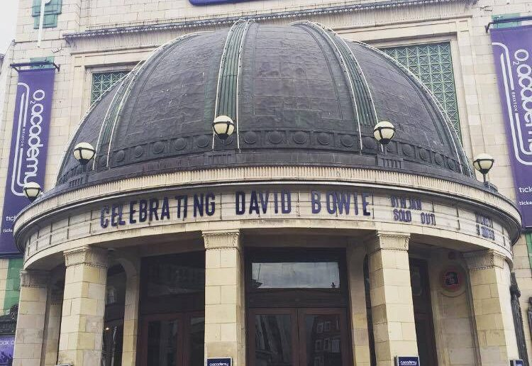 Brixton Academy (pic from venue's Facebook page)