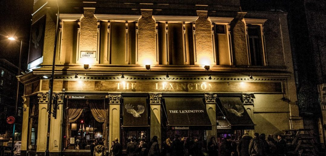 The Lexington, London - pic from venues Facebook