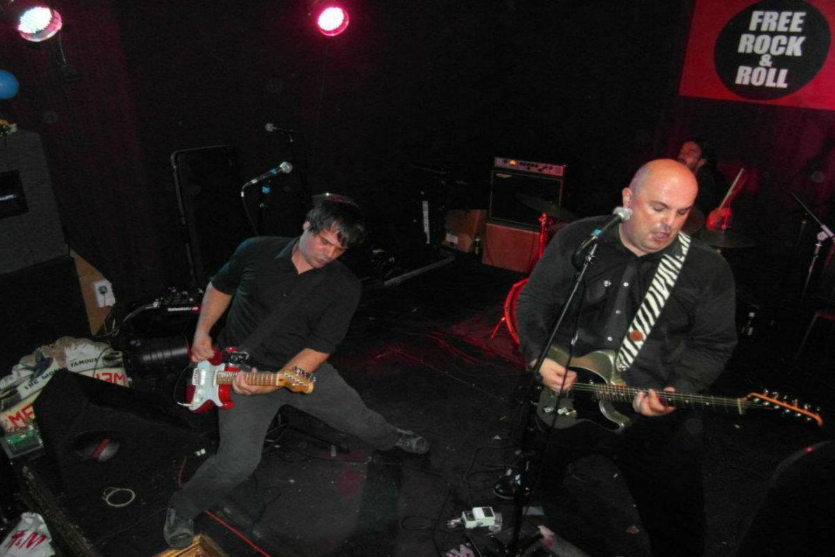Cut at Free Rock & Roll
