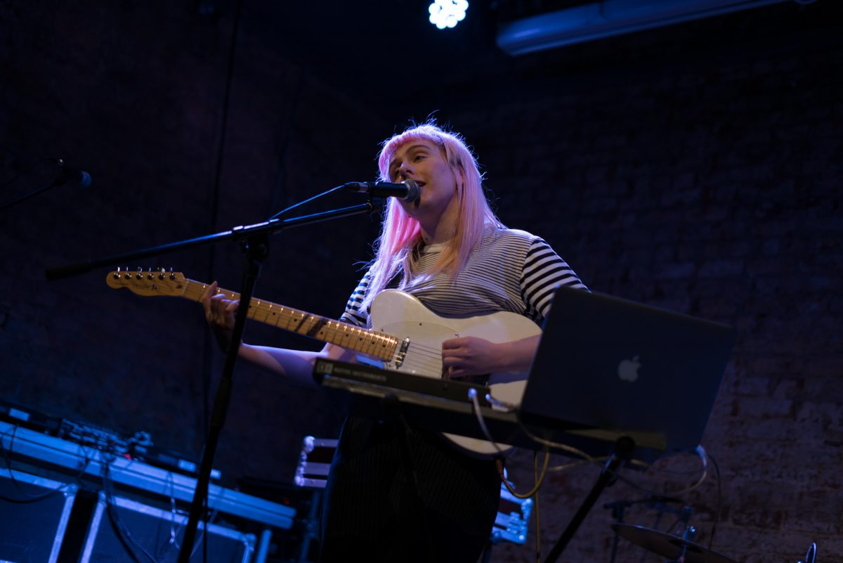 Mary Miller at Getintothis' Deep Cuts, Buyers Club