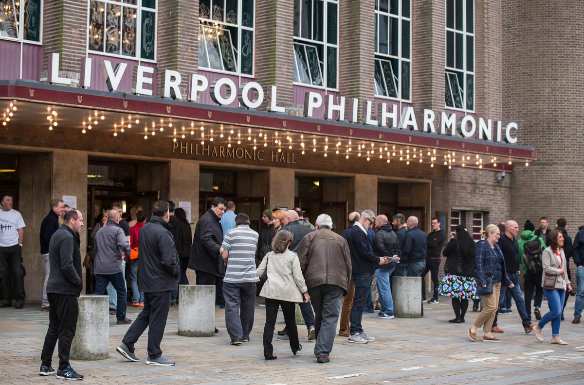 Philharmonic Hall