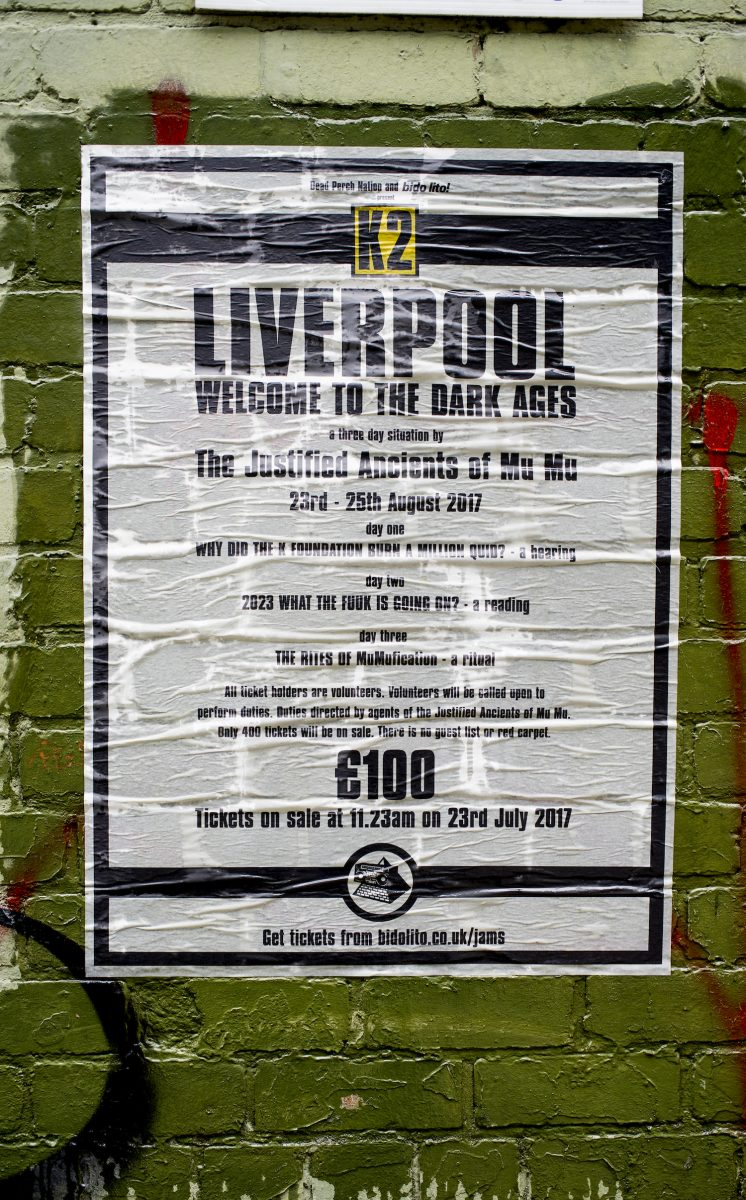 The KLF return to Liverpool