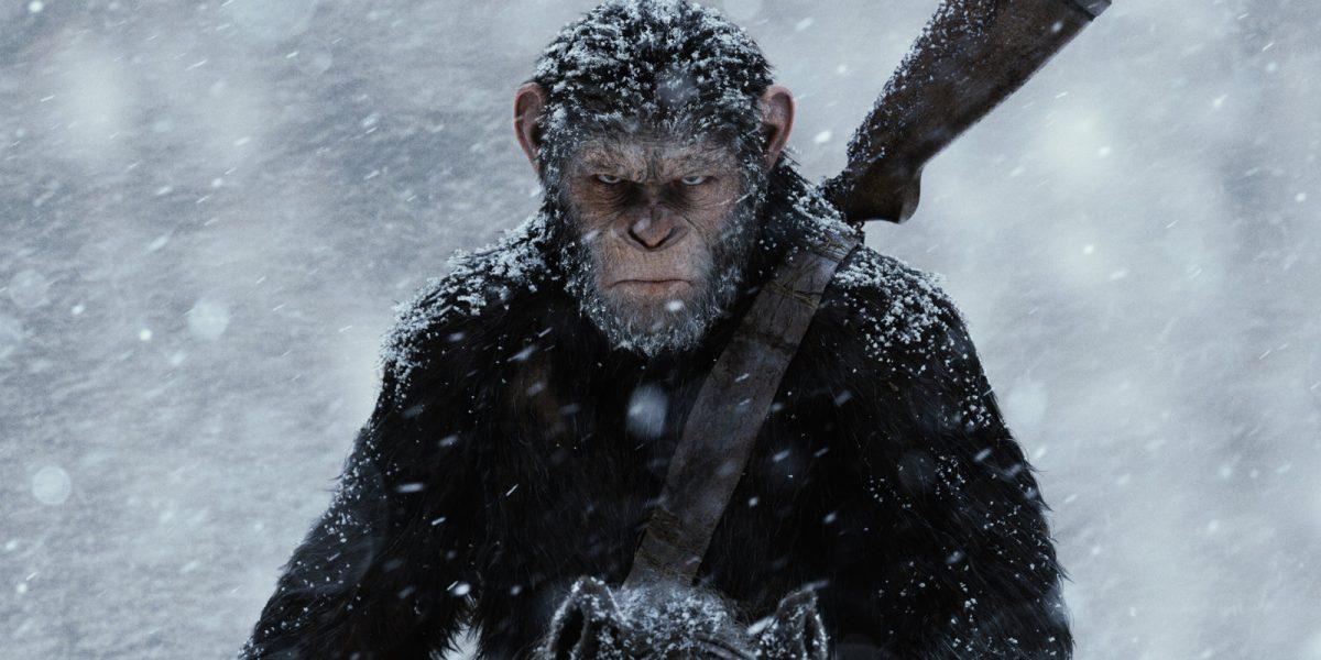 Caesar- War For Planet of the Apes screencap