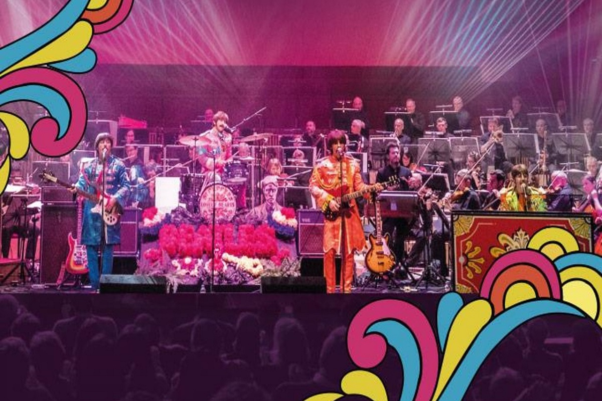 The Bootleg Beatles & RLPO (Credit: Royal Liverpool Philharmonic Facebook page)