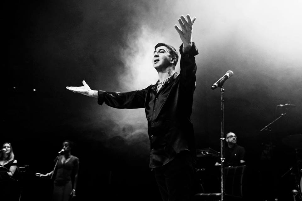 Marc Almond. Photo from artist's Facebook page