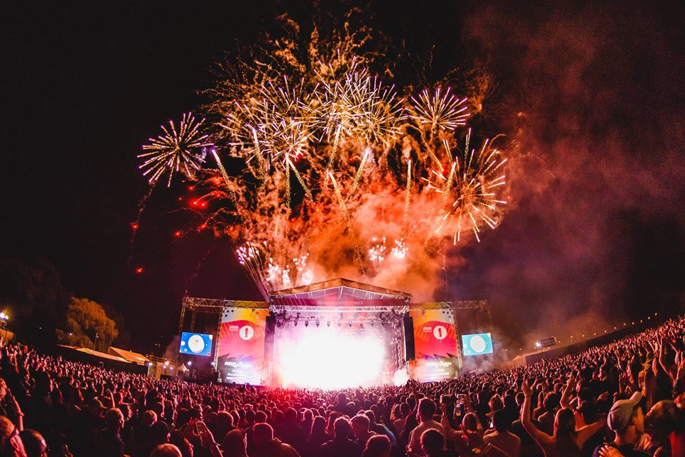 V Festival 2017. Photo from the event's Facebook page