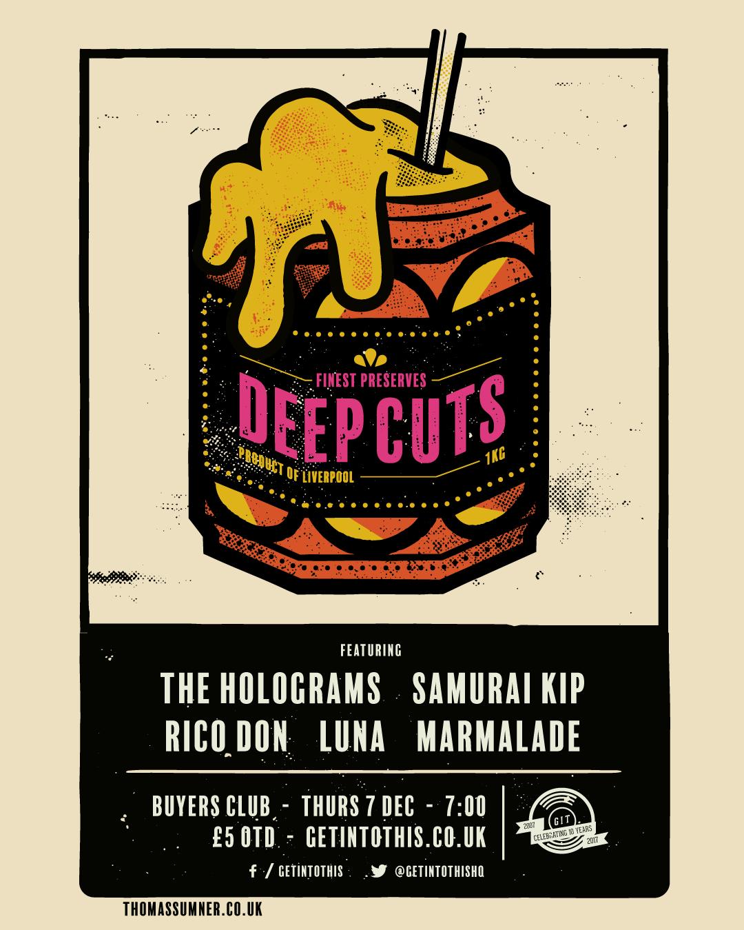 Deep Cuts #11