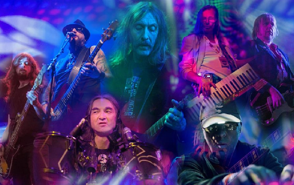 Hawkwind. Photo from artist's Facebook page