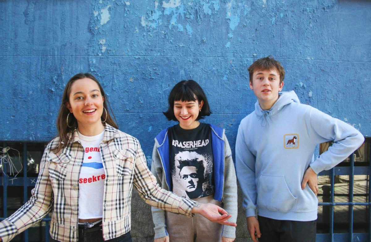 The Orielles (photo credit: Neelam Khan Vela)