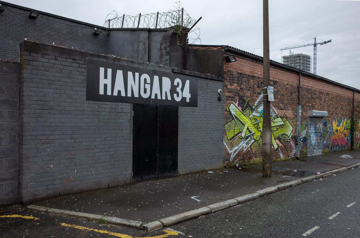Hangar 34