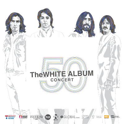 The White Album at 50 Concert at The Pier Head