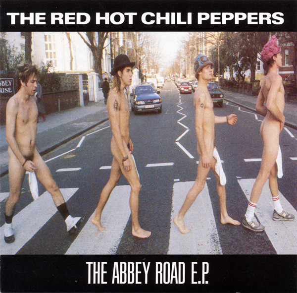 Red Hot Chili Pepper - The Abbey Road EP