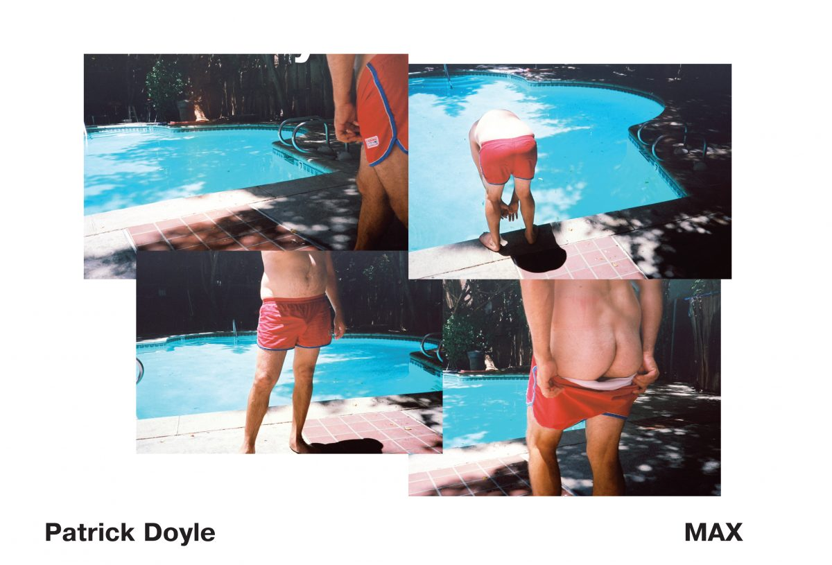 Max by Patrick Doyle (Makina Books)
