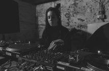 Breakwave DJing at a Meine Nacht