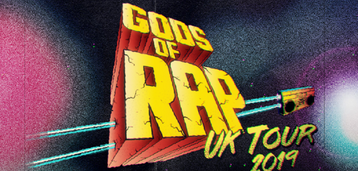 Gods of Rap Wu-Tang Clan, Public Enemy and De La Soul announce UK tour