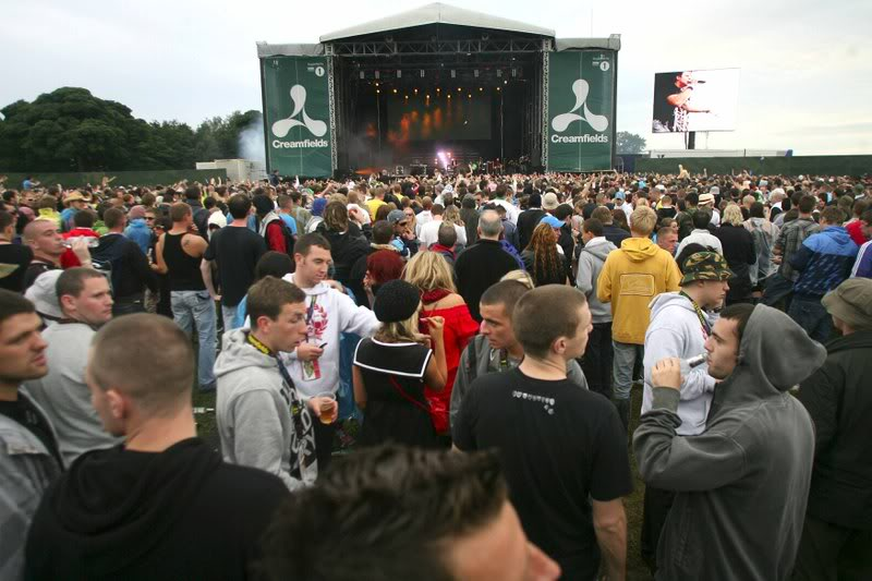 Creamfields 2008: Picture Gallery - Getintothis
