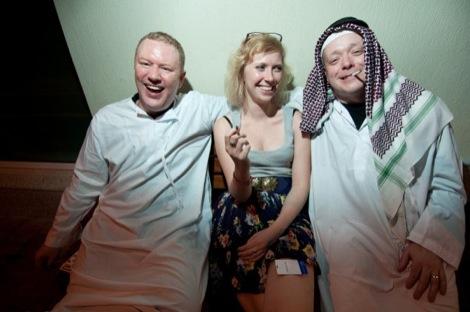 Law, Gemma, Damian the sheik.jpg
