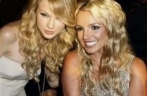 Taylor Swift,Britney Spears