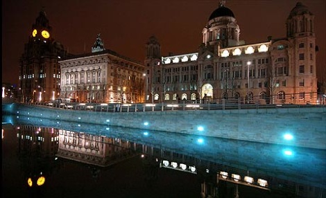 The_three_graces_reflected_in_the_newly_opened_Liverpool_link_canal_at_night_460_292598926