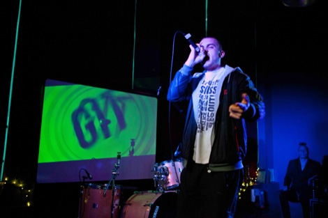 Bang On performs at the GIT Award 2012.jpg
