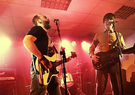 Crash Of Rhinos live at Liverpool Sound City 2012.jpg