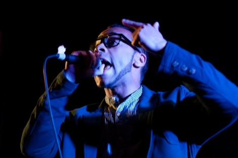 Esco Williams performs at the GIT AWARD 2012.jpg