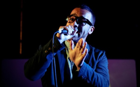 Esco Williams takes the stage at the GIT AWARD 2012.jpg