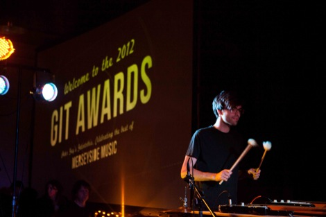 Ex-Easter Island Head at the GIT Award 2012.jpg